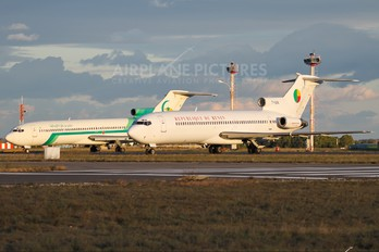 TY-24A - Benin - Government Boeing 727-200 (Adv)