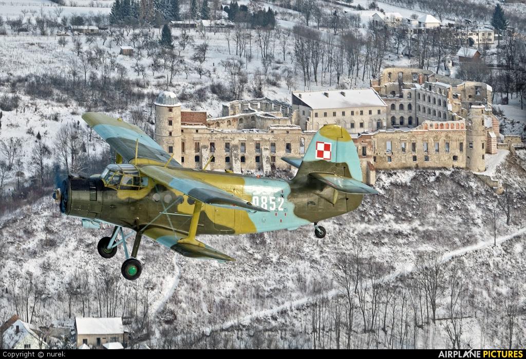 Poland - Air Force 0852 aircraft at Radom - Sadków