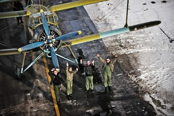 0852 - Poland - Air Force Antonov An-2