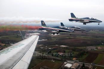I-DATI - Alitalia McDonnell Douglas MD-82