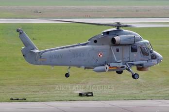 3543 - Poland - Navy Kaman SH-2G Super Seasprite