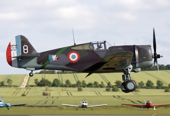 G-CCVH - Patina Curtiss 75A-1 Hawk