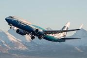 N512AS - Alaska Airlines Boeing 737-800 aircraft