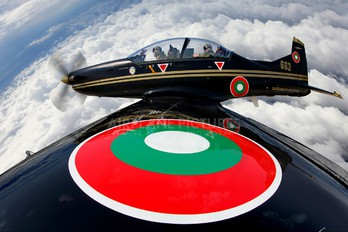 663 - Bulgaria - Air Force Pilatus PC-9M