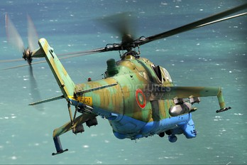140 - Bulgaria - Air Force Mil Mi-24V