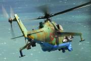 140 - Bulgaria - Air Force Mil Mi-24V aircraft