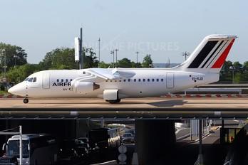 EI-RJD - Air France - Cityjet British Aerospace BAe 146-200/Avro RJ85