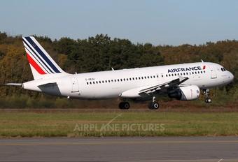 F-GKXU - Air France Airbus A320
