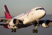N990TA - TACA Airbus A319 aircraft