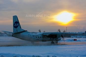 RA-47357 - UTair Antonov An-24