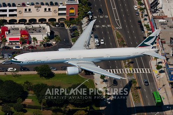 B-KPU - Cathay Pacific Boeing 777-300ER