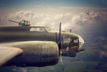 - - USA - Air Force Boeing B-17G Flying Fortress
