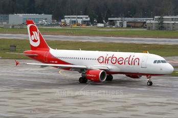 HB-IOZ - Air Berlin - Belair Airbus A320