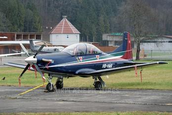HB-HMR - Private Pilatus PC-7 I & II