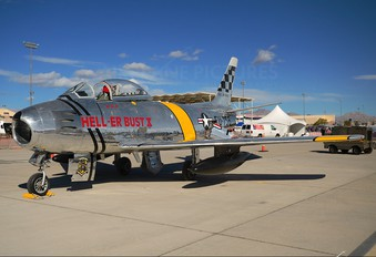 N1F - Private Canadair CL-13 Sabre (all marks)