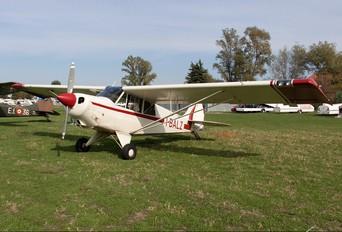 I-BALZ - Private Piper PA-18 Super Cub
