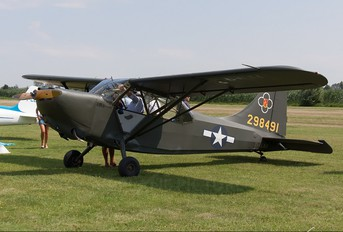 D-ELAJ - Private Stinson L-5 Sentinel