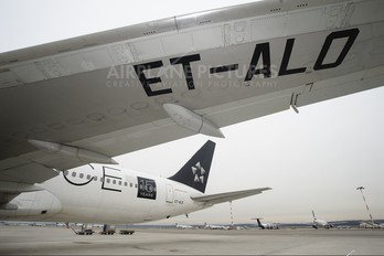 ET-ALO - Ethiopian Airlines Boeing 767-300ER