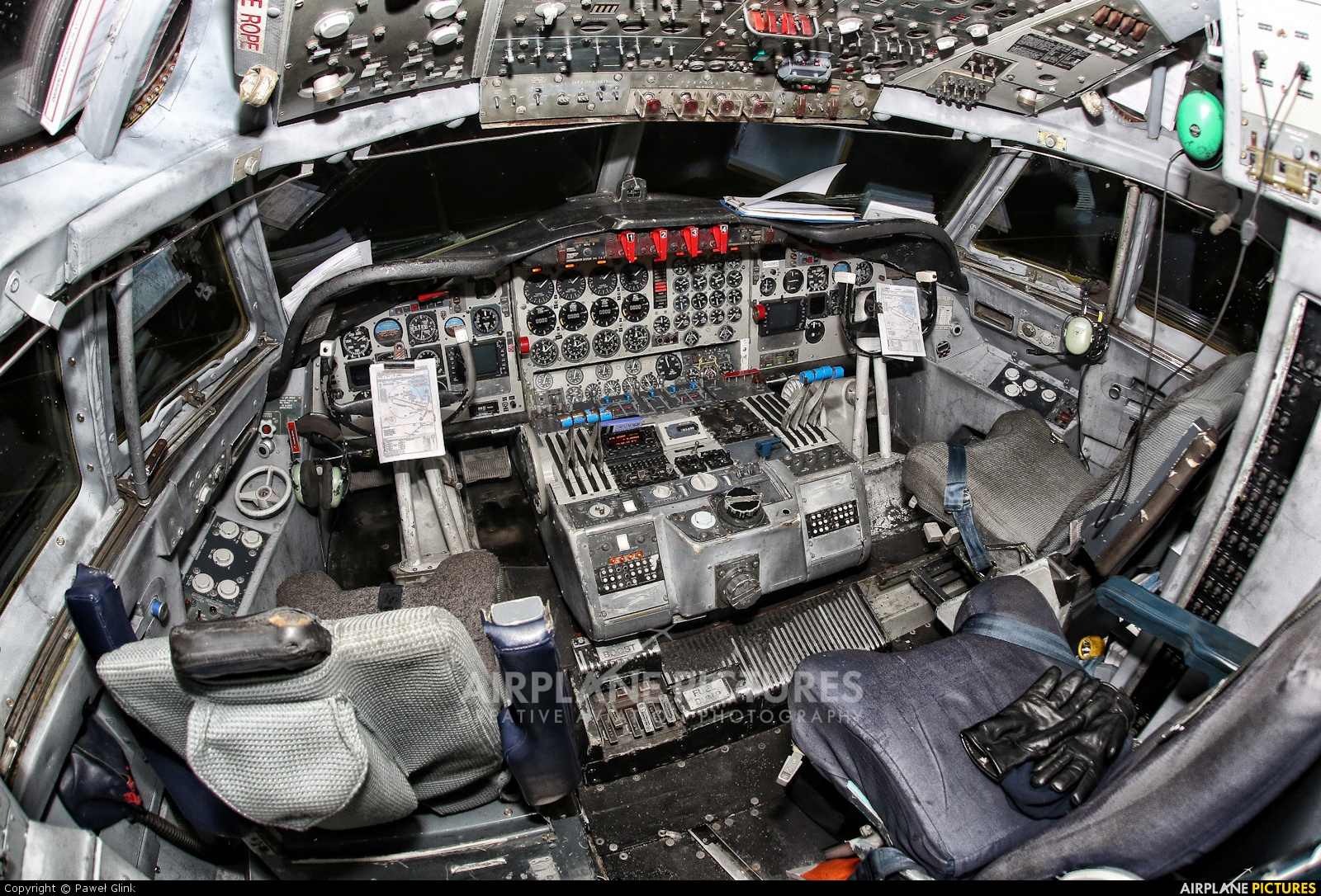 Lockheed Electra Cockpit - Bing images