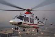 I-ROCS - Agusta Westland Agusta Westland AW139 aircraft