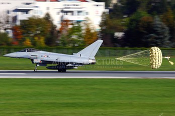 7L-WL - Austria - Air Force Eurofighter Typhoon S