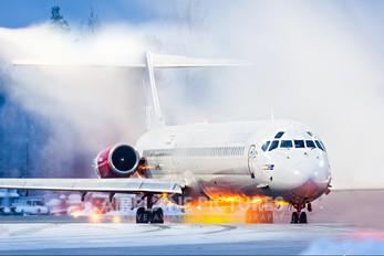 LN-RML - SAS - Scandinavian Airlines McDonnell Douglas MD-82