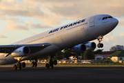 F-GLZT - Air France Airbus A340-300 aircraft