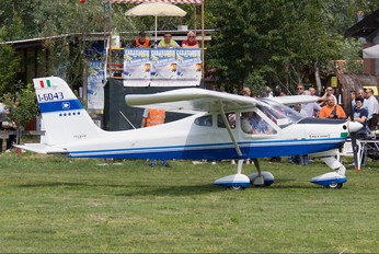 I-6043 - Private Tecnam P92 Echo, JS & Super