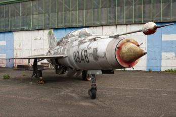0948 - Czechoslovak - Air Force Mikoyan-Gurevich MiG-21US