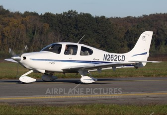 N262CD - Private Cirrus SR20