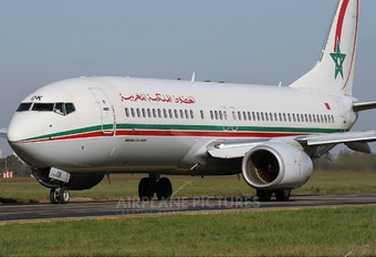 CN-ROK - Royal Air Maroc Boeing 737-800