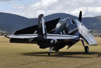 VH-MML - Private Grumman TBM-3 Avenger