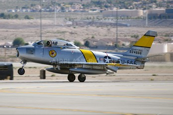 N860AG - Private North American F-86F Sabre