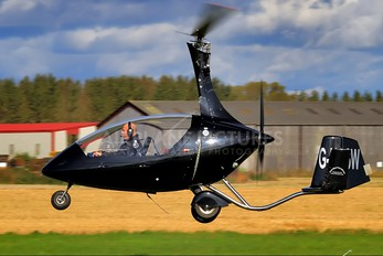 G-KASW - Private Rotorsport Calidus