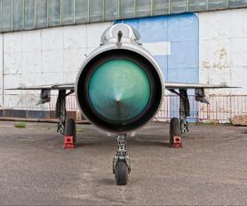 0302 - Czechoslovak - Air Force Mikoyan-Gurevich MiG-21PF
