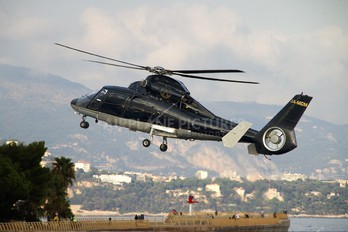 3A-MCM - Heli Air Monaco Aerospatiale AS365 Dauphin II