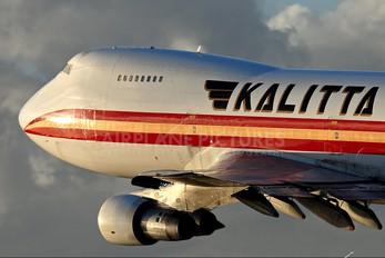 N716CK - Kalitta Air Boeing 747-100F