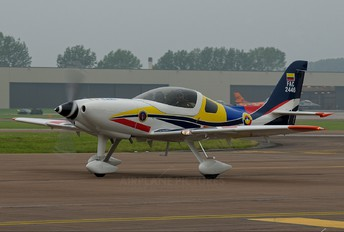 FAC2446 - Colombia - Air Force Lancair CIAC T-90 Calima