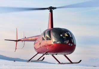 OK-STE - Private Robinson R44 Astro / Raven