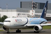 N171DZ - Delta Air Lines Boeing 767-300ER aircraft