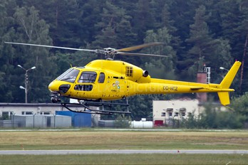 OO-HCZ - Heli & Co Eurocopter AS355 Ecureuil 2 / Squirrel 2