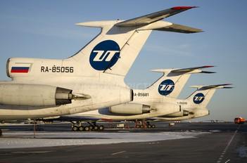 RA-85056 - UTair Tupolev Tu-154M