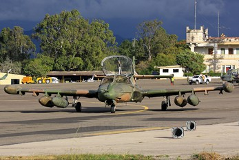 FAH-1016 - Honduras - Air Force Cessna OA-37B