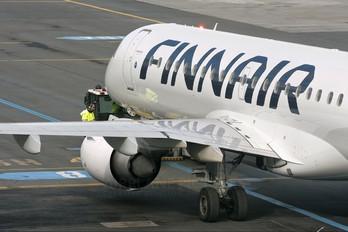 OH-LKE - Finnair Embraer ERJ-190 (190-100)