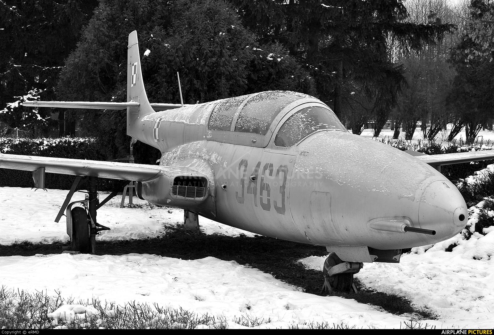 Poland - Air Force 821 aircraft at Radom - Sadków