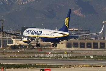 EI-ESW - Ryanair Boeing 737-800