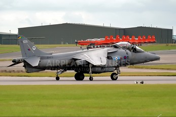 ZG472 - Royal Air Force British Aerospace Harrier GR.7