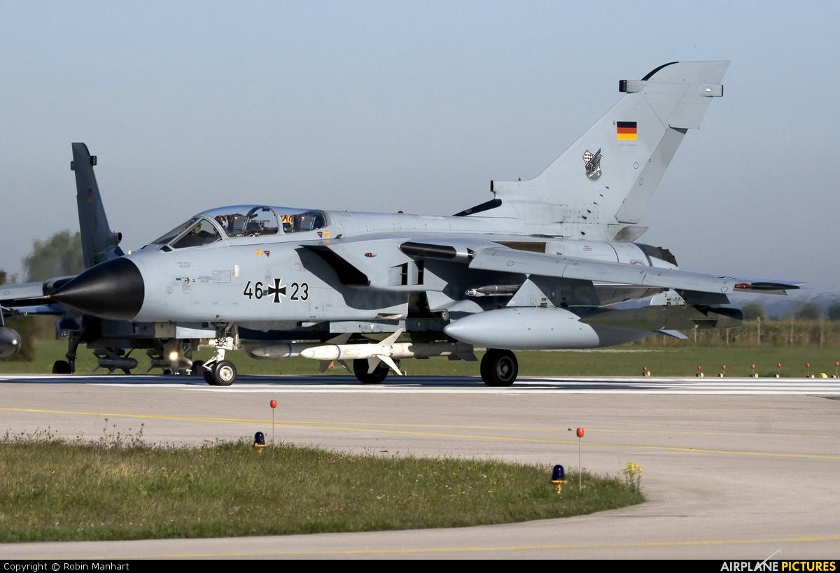 Germany - Air Force 46+23 aircraft at Lechfeld