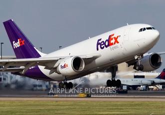 N403FE - FedEx Federal Express Airbus A310F