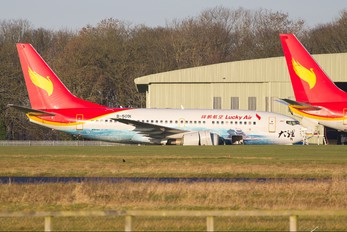 B-5091 - Lucky Air Boeing 737-700